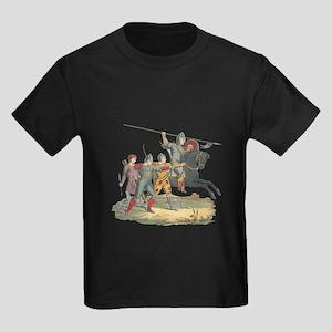 Norman Knight & Archers Kids Dark T-Shirt