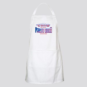 What a Puerto Rican looks lik BBQ Apron