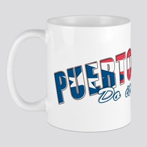 Puerto ricans do it better Mug