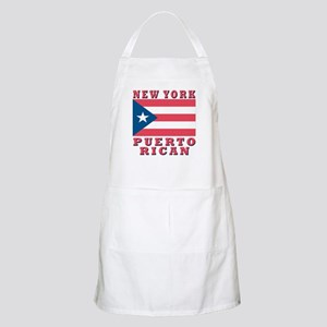 New York Puerto Rican BBQ Apron