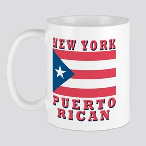 New York Puerto Rican Mug