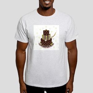 Let Them Eat Cake (no milk) Light T-Shirt