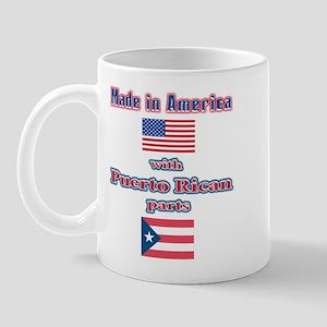 Puerto RICAN Mug