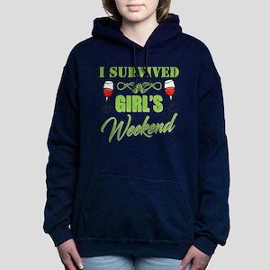 I Survived Girl's Weekend Sweatshirt
