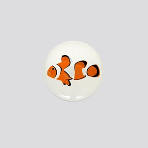 Clownfish Mini Button