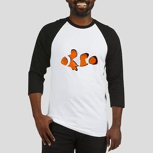 Clownfish Baseball Jersey