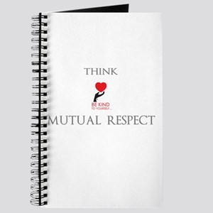 Bkty - Mutual Respect! Journal