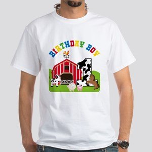 Barnyard 1st Birthday T-Shirt