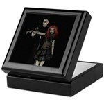 The PoppetMaster Keepsake Box
