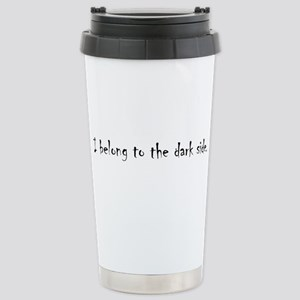 I belong to the dark side Mugs