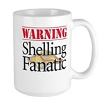 Shelling Fanatic - Large Mug