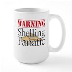 Shelling Fanatic - Large Mug