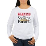 Shelling Fanatic - Women's Long Sleeve T-Shirt