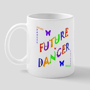 Future Dancer Kids Mug