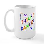 Future Dancer Kids Large Mug