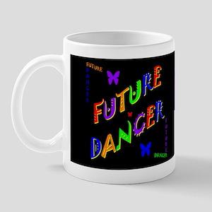 Future Dancer Kids Dark Mug