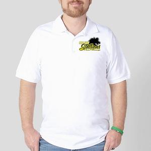 1st Cav Stallions Golf Shirt