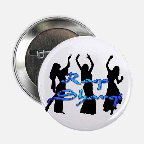 Raqs Sharqi Blue Button