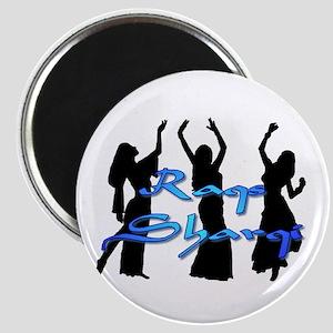 Raqs Sharqi Blue Magnet