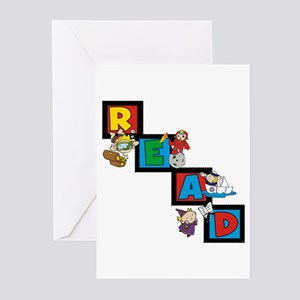 READ Greeting Cards (Pk of 10)