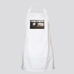 Mix Tape BBQ Apron