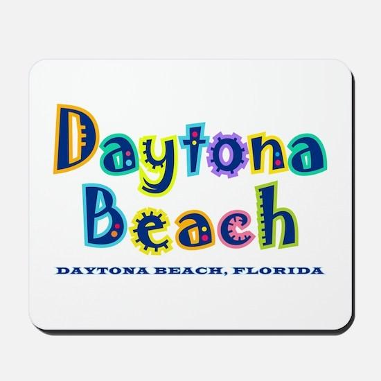 Tropical Daytona - Mousepad