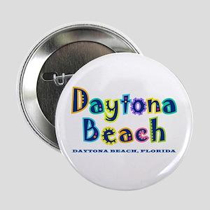 "Tropical Daytona - 2.25"" Button"