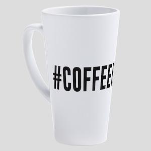 Tee 17 oz Latte Mug