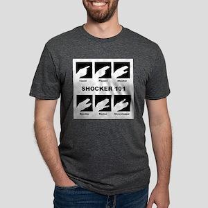 Shocker 101 - Grey T-Shirt