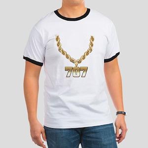 707 Gold Chain Ringer T