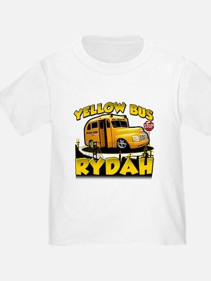 Yellow Bus Rydah T