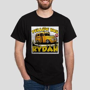 Yellow Bus Rydah Dark T-Shirt