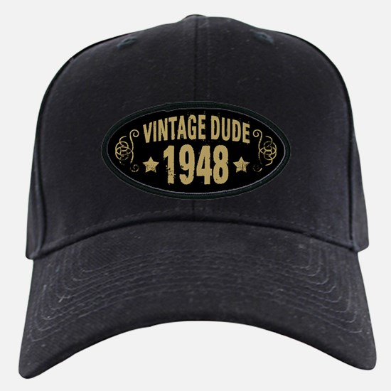 1948 Vintage Dude Baseball Hat