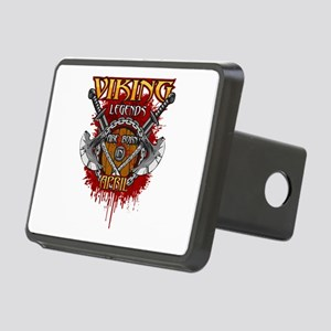 Viking Legends are Born in Rectangular Hitch Cover
