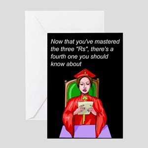 funny graduation Greeting Cards