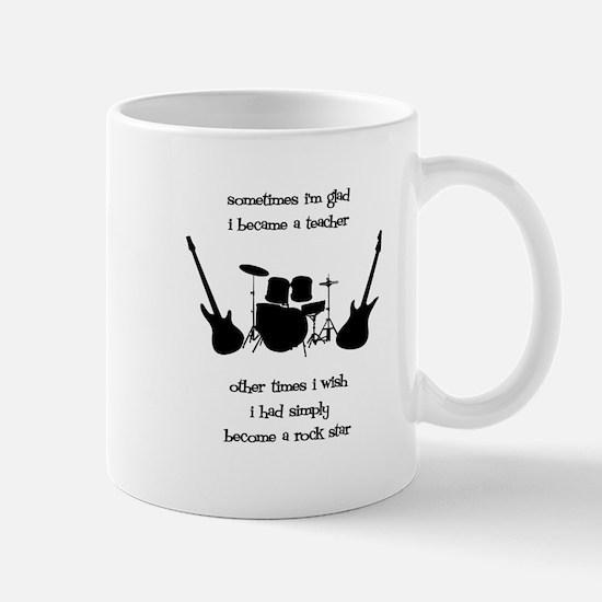 Teaching Rockstar Mug