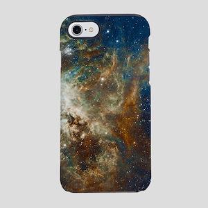 Tarantula Nebula Galaxy Spac iPhone 8/7 Tough Case