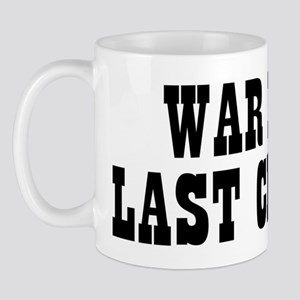 War is so last century Mug