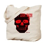 DONT LOOK BACK Tote Bag