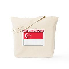 FREE SINGAPORE Tote Bag