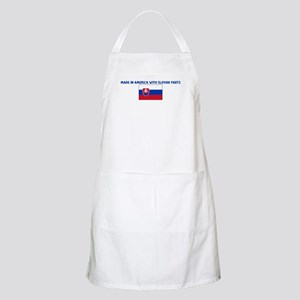 MADE IN AMERICA WITH SLOVAK P BBQ Apron