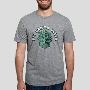 Phi Gamma Delta Beach Mens Tri-blend T-Shirt
