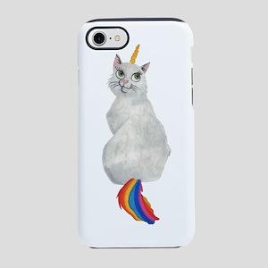 Caticorn fun! iPhone 8/7 Tough Case
