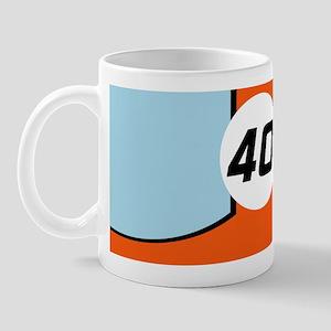The Legend Lives On Mug