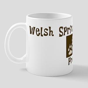 Welsh Springer Spaniel Pride Mug