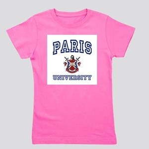 PARIS University Ash Grey T-Shirt