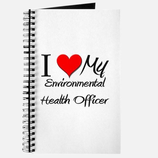 I Heart My Environmental Health Officer Journal