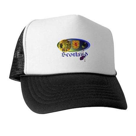 Dynamic Scotland.1 Trucker Hat