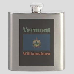 Williamstown Vermont Flask