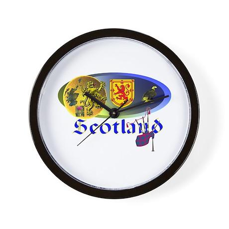 Dynamic Scotland.1 Wall Clock